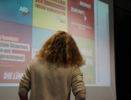 Direktkandidaten für Stormarn Mitte liefern sich hitzige Diskussion – das KGB ist live dabei